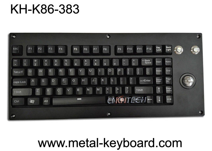 Ruggedized Industrial Keyboard Cherry Switch For Military / Marine / Aircraft